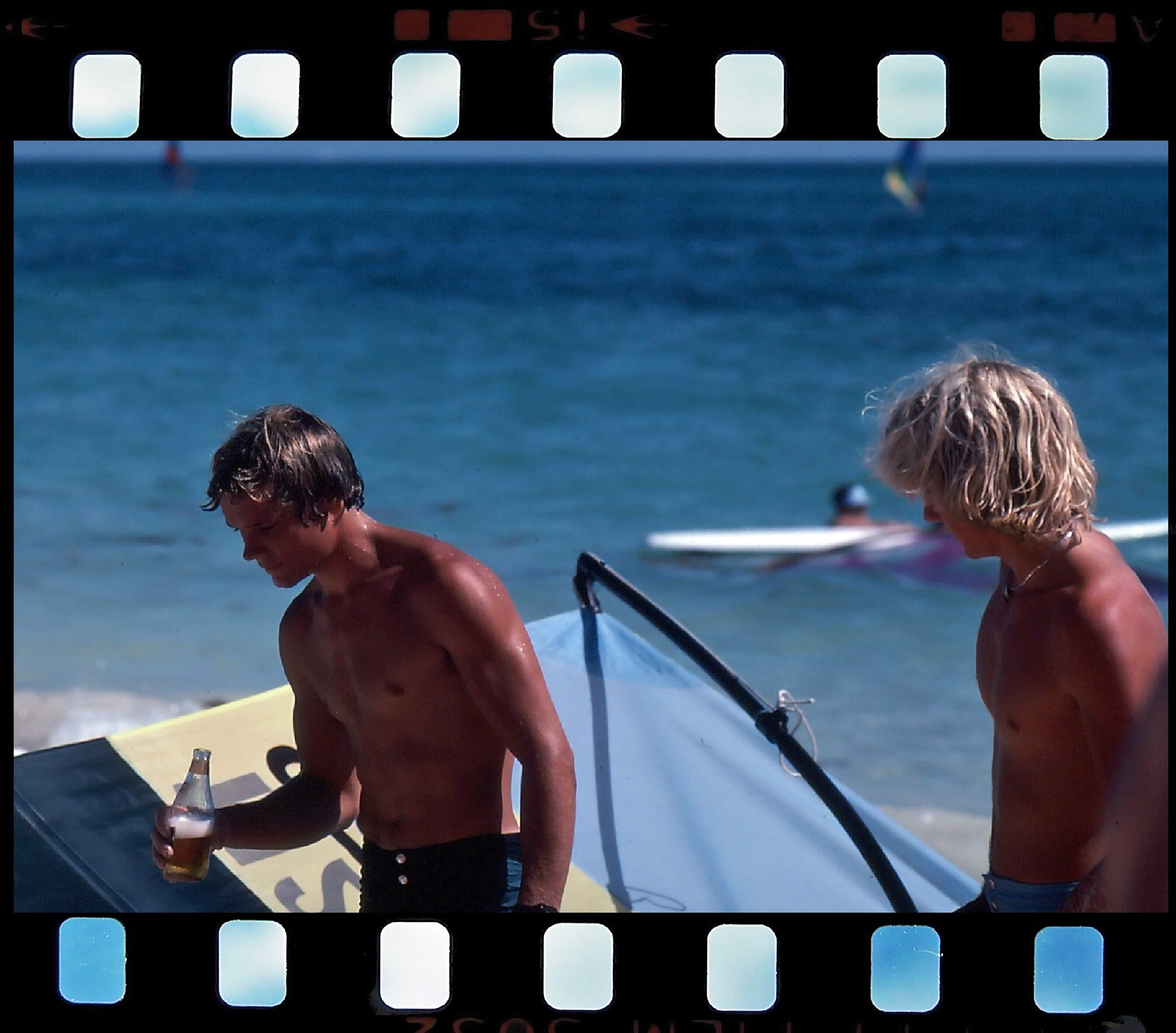 120. Mike waltze o Robby Naish 1980
