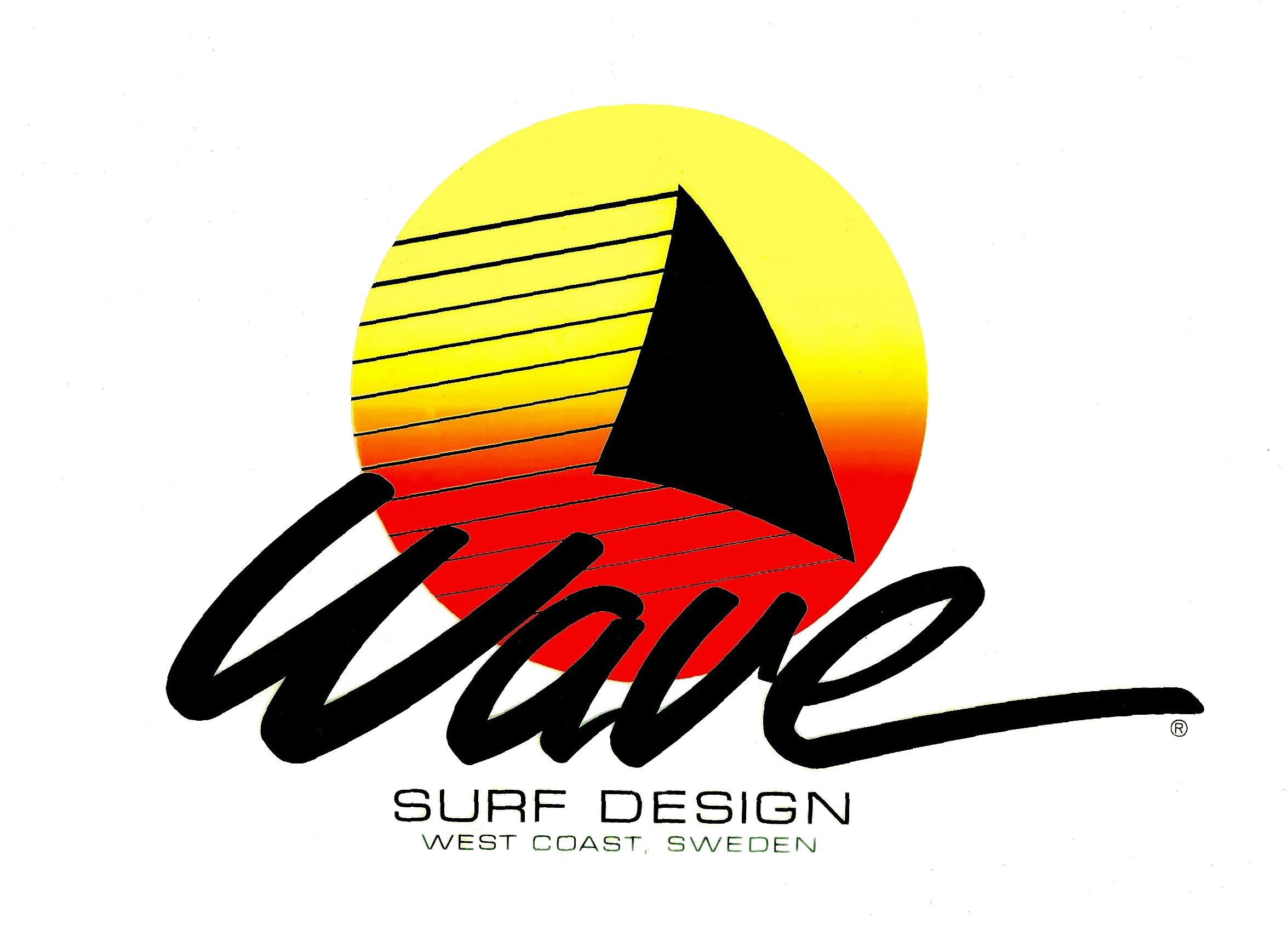wave logo cirkel