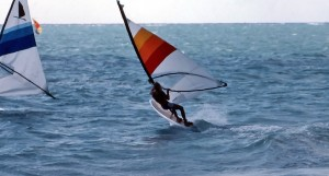004. Naish custom 1980, Bahamas
